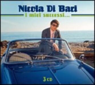 I miei successi - CD Audio di Nicola Di Bari