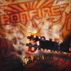 Branded - CD Audio di Bonfire