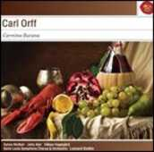 CD Carmina Burana Carl Orff Leonard Slatkin Saint Louis Symphony Orchestra