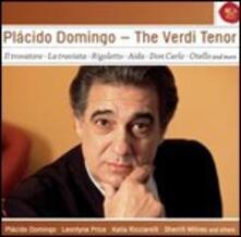 The Verdi Tenor - CD Audio di Placido Domingo,Giuseppe Verdi