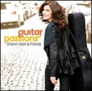 Guitar Passions - CD Audio di Sharon Isbin