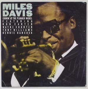 Cookin' at the Plugged Nickel - CD Audio di Miles Davis