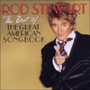 Best of the American - CD Audio di Rod Stewart