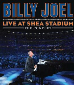 Billy Joel. Live at Shea Stadium. The Concert - Blu-ray