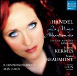 La maga abbandonata - CD Audio di Alan Curtis,Georg Friedrich Händel,Complesso Barocco,Simone Kermes,Maite Beaumont