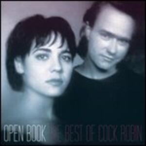 Open Book. The Best of - CD Audio di Cock Robin