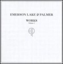 Works vol.2 - CD Audio di Keith Emerson,Carl Palmer,Greg Lake