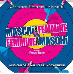 Maschi Contro Femmine - Femmine Contro Maschi (Colonna Sonora) - CD Audio di Bruno Zambrini