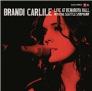 Live at Benaroya Hall With the Seattle Symphony - CD Audio di Brandi Carlile