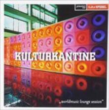 Kulturkantine - CD Audio