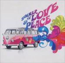 Summer of Love & Peace - CD Audio