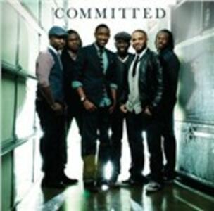 Committed - CD Audio di Committed