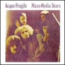 Mass-Media Stars (Vinyl Replica) - CD Audio di Acqua Fragile