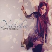 Vivo sospesa - CD Audio di Nathalie