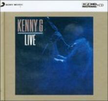 Live (HQ) - CD Audio di Kenny G