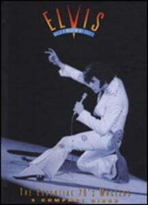 Walk a Mile in My Shoes. The Essential 70s Masters - CD Audio di Elvis Presley