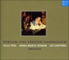 Verleih Uns Frieden - CD Audio di Hille Perl