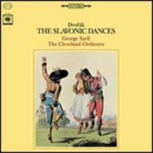 Danze slave - Carnival Ouverture - CD Audio di Antonin Dvorak,Cleveland Orchestra,George Szell