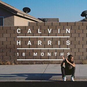 Foto Cover di 18 Months, CD di Calvin Harris, prodotto da Columbia UK