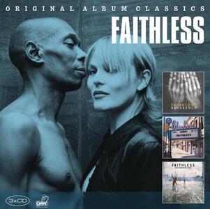 Original Album Classics - CD Audio di Faithless