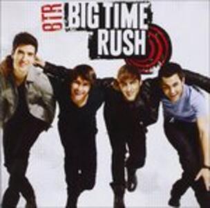 Btr - CD Audio di Big Time Rush