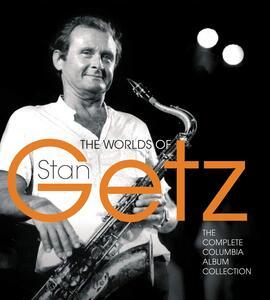 The World of - CD Audio di Stan Getz