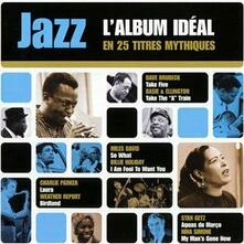 Jazz L'album Ideal en - CD Audio