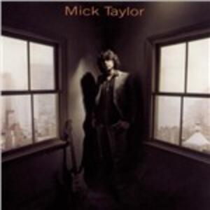 Mick Taylor - CD Audio di Mick Taylor