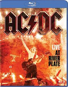 AC/DC. Live At River Plate - Blu-ray