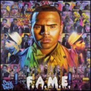 Foto Cover di FAME, CD di Chris Brown, prodotto da Jive
