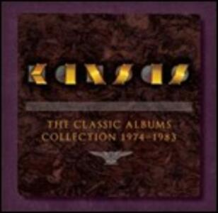 The Classic Albums Collection 1974-1983 - CD Audio di Kansas