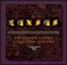 The Classic Albums Collection 1974-1983 - CD Audio di Kansas