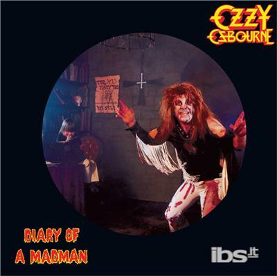 madman vinile  Diary Of A Madman - Ozzy Osbourne - Vinile | IBS