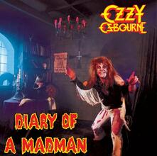 Diary of a Madman (Remastered Edition) - CD Audio di Ozzy Osbourne