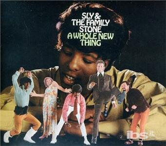 Whole New Thing - CD Audio di Sly & the Family Stone