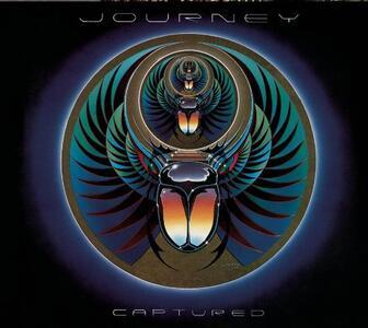 Captured. Live - CD Audio di Journey