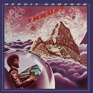 Thrust - CD Audio di Herbie Hancock