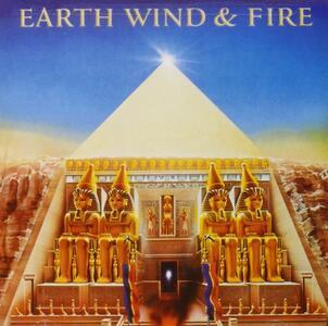 All 'N All - CD Audio di Earth Wind & Fire
