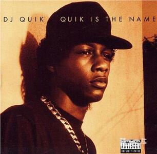 Quik Is the Name - CD Audio di DJ Quik