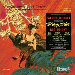Merry Widow - CD Audio di Lincoln Center Jazz Orchestra