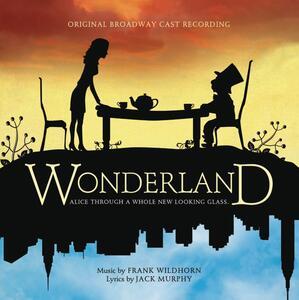 Wonderland (Colonna Sonora) - CD Audio
