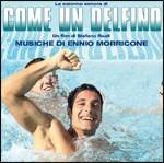 Cover CD Colonna sonora Come un delfino