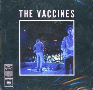 Live from London England - CD Audio di Vaccines