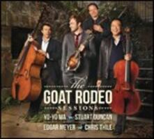 The Goat Rodeo Sessions - CD Audio di Yo-Yo Ma,Edgar Meyer,Stuart Duncan,Chris Thile