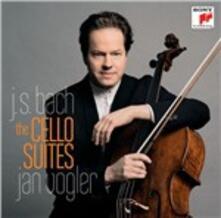 Suites per violoncello - CD Audio di Johann Sebastian Bach,Jan Vogler