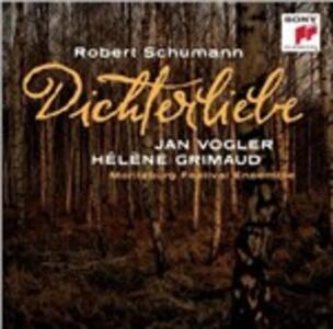 Dichterliebe - CD Audio di Robert Schumann,Hélène Grimaud,Jan Vogler