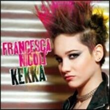 Kekka - CD Audio di Francesca Nicolì