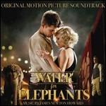 Cover CD Colonna sonora Come l'acqua per gli elefanti