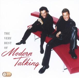 The Very Best of - CD Audio di Modern Talking