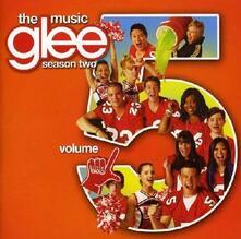 Glee. The Music vol.5 (Colonna sonora) - CD Audio